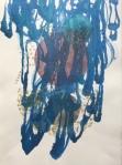 Blue Ink I